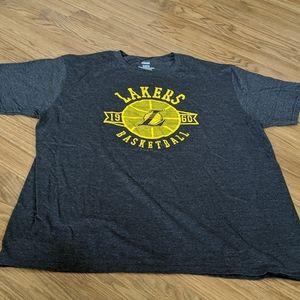 Lakers 1960 basketball shirt size XL